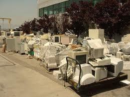 Desechos electrónicos de línea gris se incrementan en el Istmo
