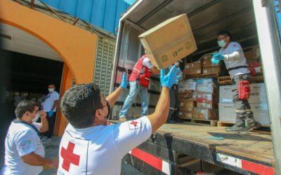 Más de 400 empresas y ONGs se solidarizan con El Salvador para luchar contra el coronavirus